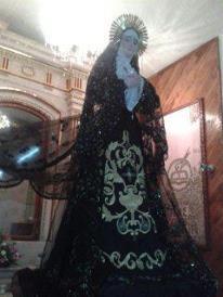 La Virgen de la Soledad