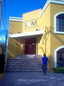 SEGOB office in San Miguel de Allende