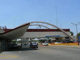 Entering México