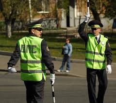 Transitos are the traffic cops in México and are not armed.
