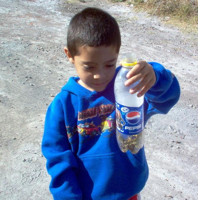 chocho bottle