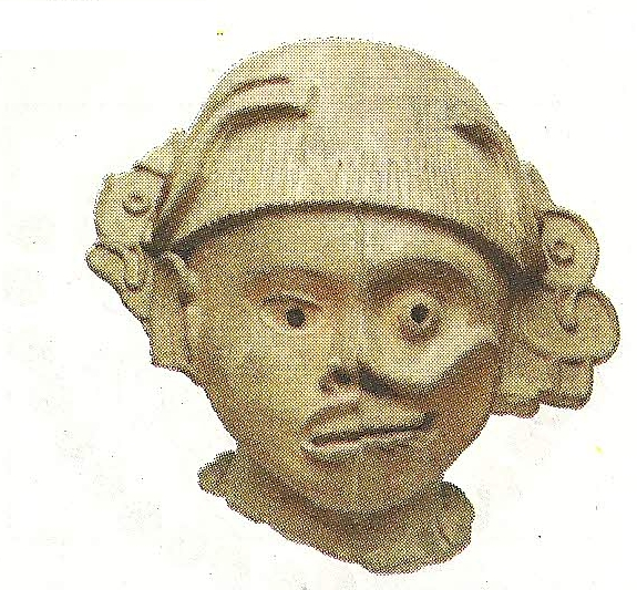 zapotec figure death life