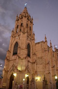 m church