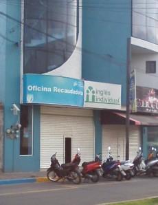 oficina de recaudadora