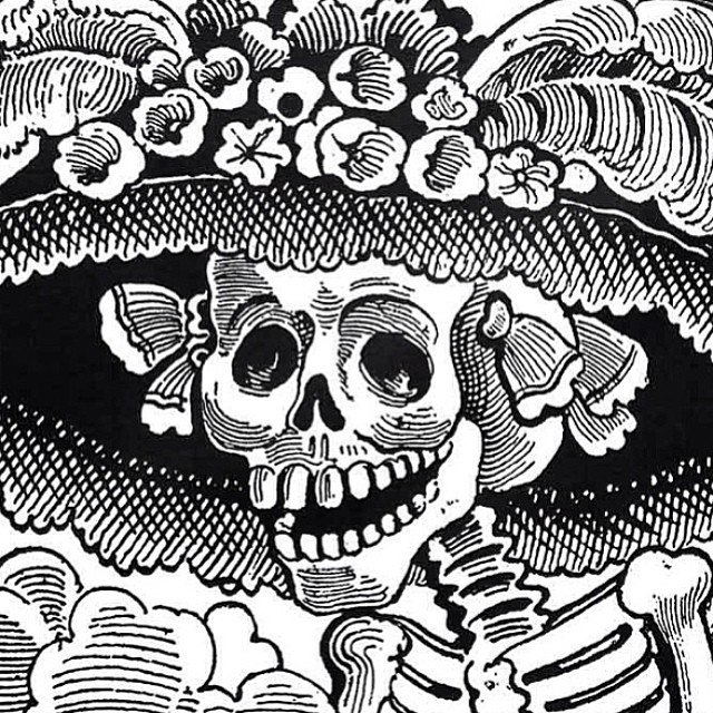 The Day Of The Dead El D 237 A De Los Muertos Surviving Mexico