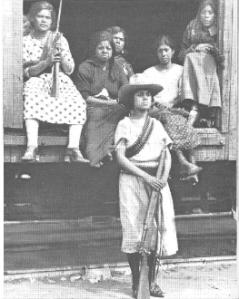 train adelita