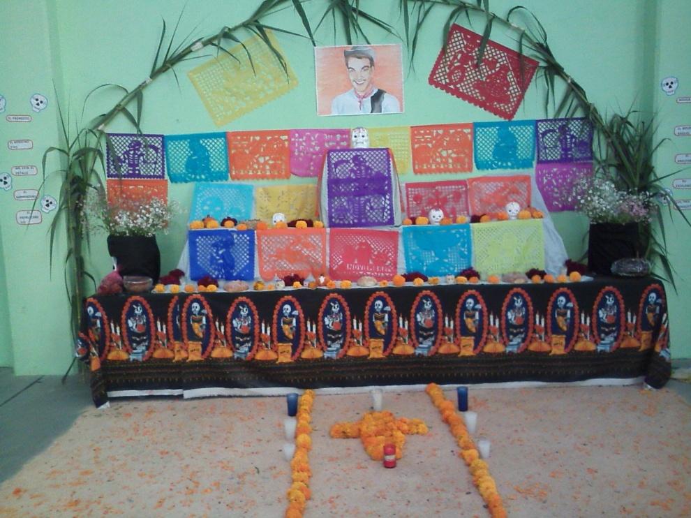 cantiflas altar