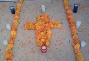 marigold cross