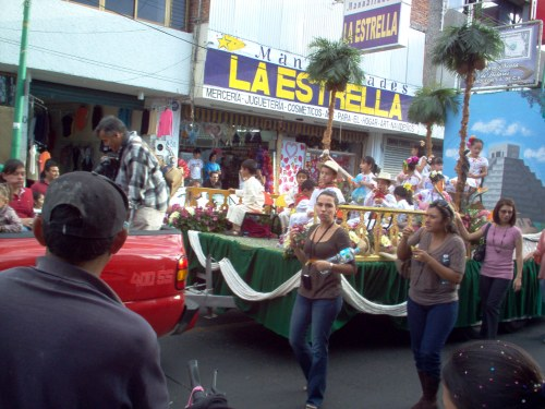 kinder parade