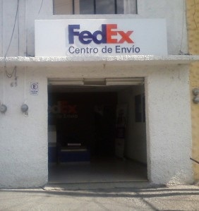 Fed-ex Moroleon