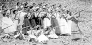 Women were cooks, laundresses, nurses, soldiers, spies, and smugglers during the Mexican Revolution.