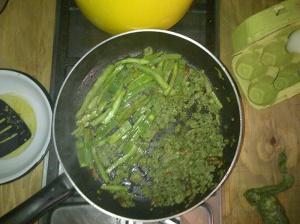 boiled nopal