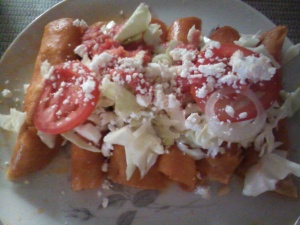 Enchiladas!