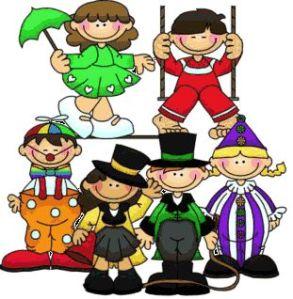 circus kids