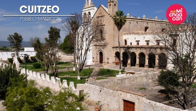 Santa María Magdalena monastery