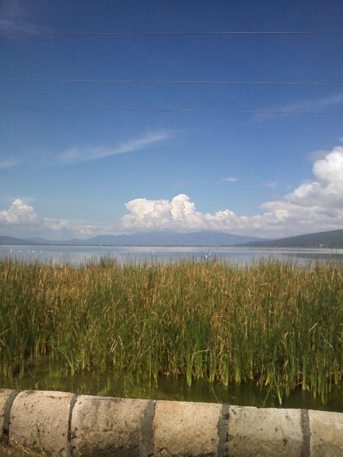 lake cuitzeo