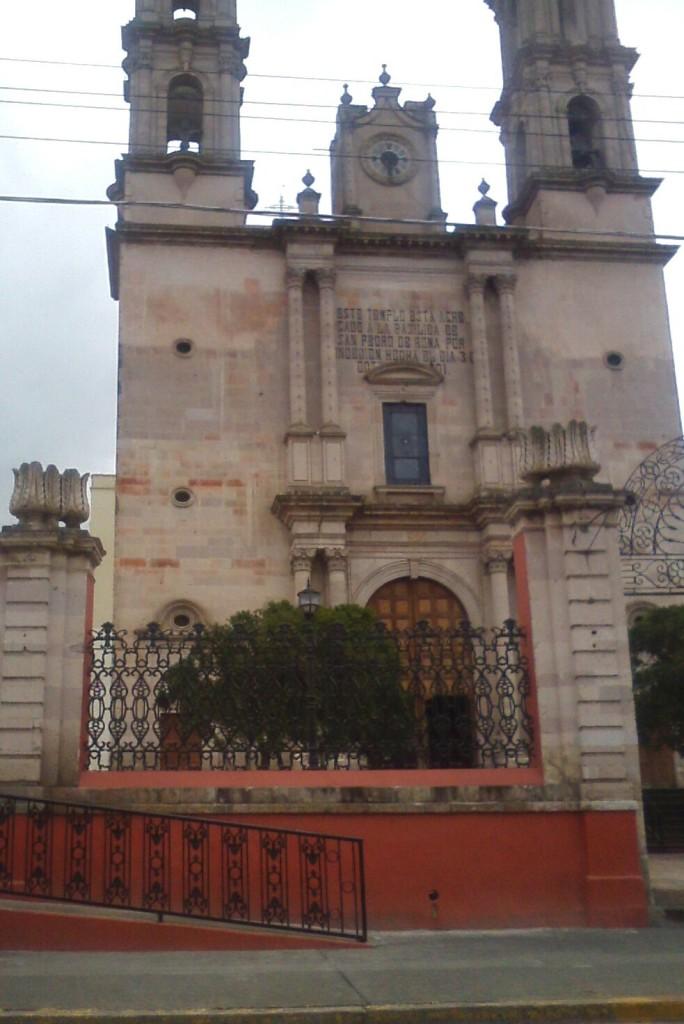 yuriria church