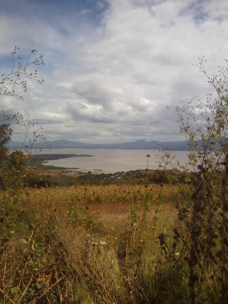 lake in yuriria