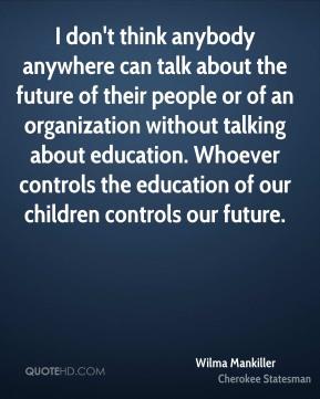 control education