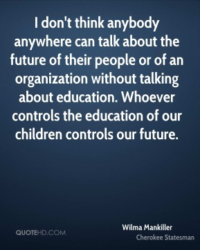 control education
