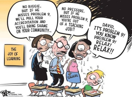 shame teachers