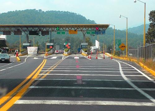 toll lane