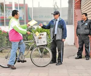 bike mailman