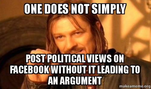 politcal views