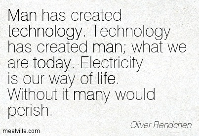 electricty quote