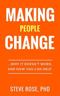 making people change