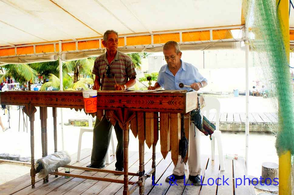 2012 April 6th, #16 At Minino's  82 and 85 year old brothers play marimbas.JPG