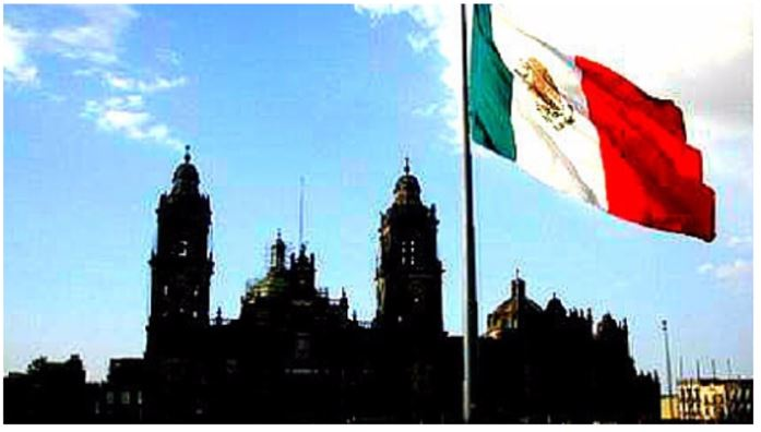heart of mexico df