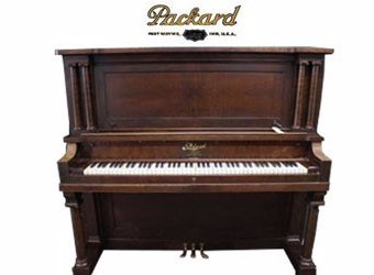 packard upright
