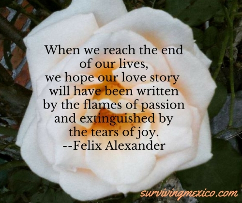 When we reach the end of our lives,