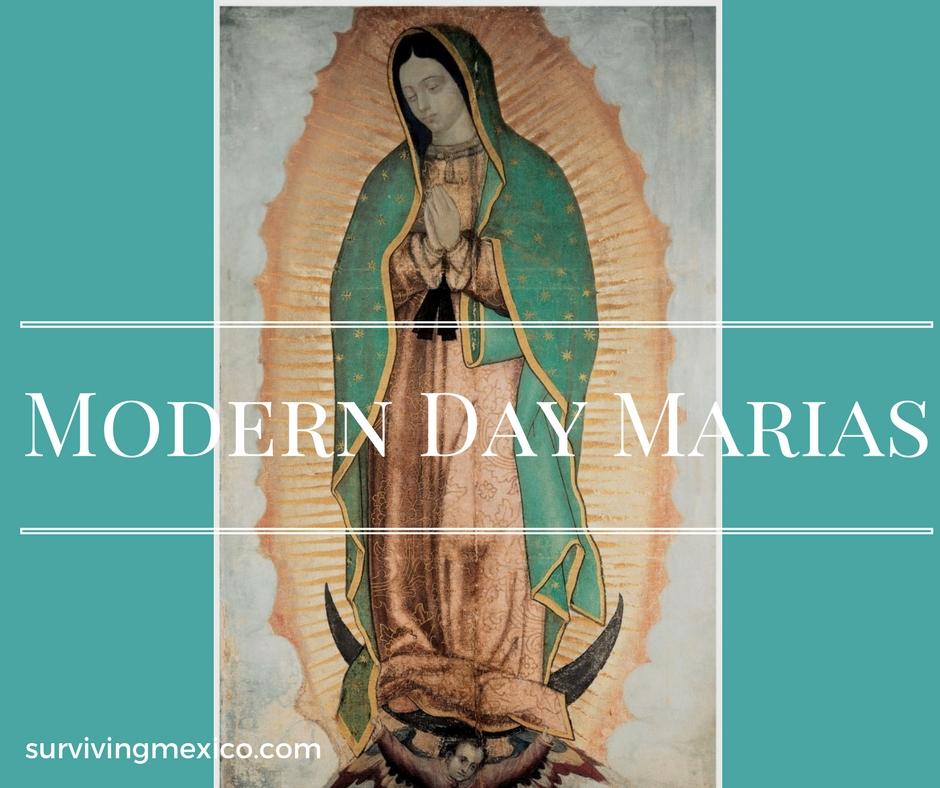 Modern Day Marias