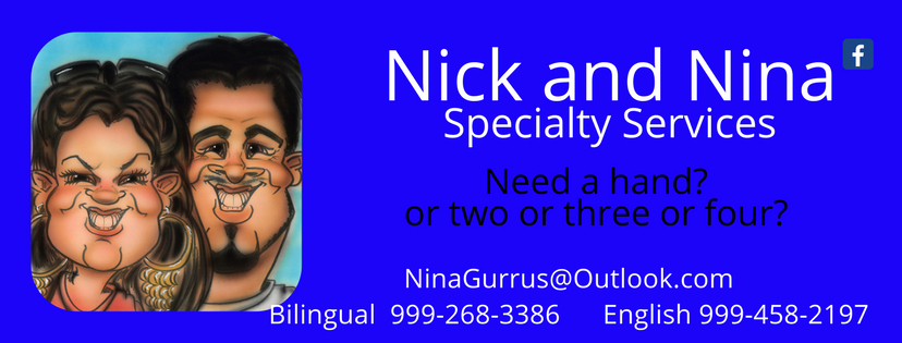https://www.facebook.com/NickAndNinaSpecialtyServices/