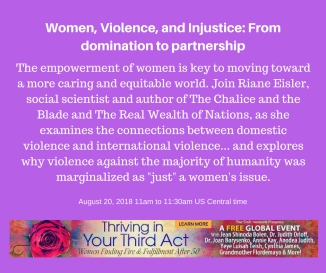 domestic violence thrive