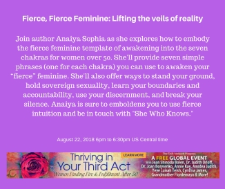 fierce thrive