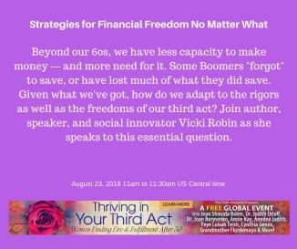 financial thrive