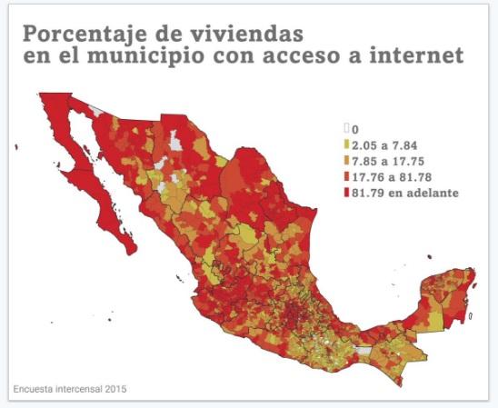 internet mexico