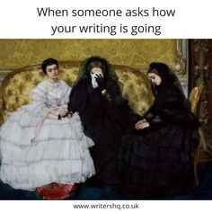writing going