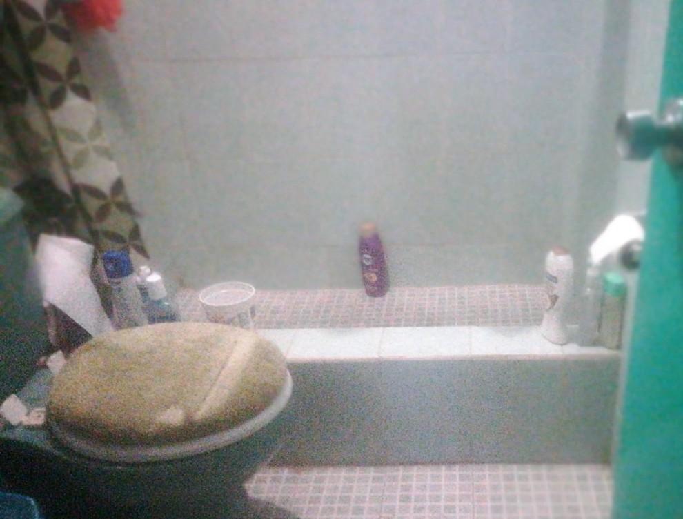 bathtub ledge